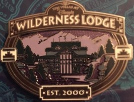 Disney Vacation Club DVC Bay Lake Commemorative Villas at Wilderness Lod... - $14.69