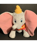 "KOHL'S CARES FOR KIDS 12"" DUMBO THE ELEPHANT DISNEY STUFFED ANIMAL PLUSH... - $16.31"