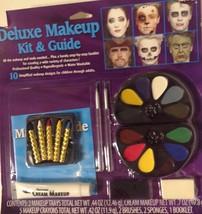Deluxe Halloween Horror Makeup Kit & Guide - $16.78