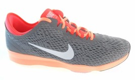 NIKE ZOOM FIT WOMEN'S COOL GREY TRAINING SHOES  #704658-005 - $46.39
