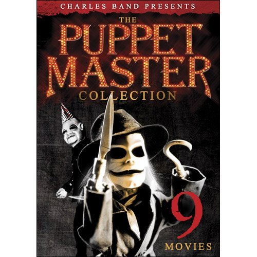 The Puppet Master Collection (2012) (DVD)
