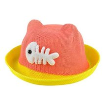 Boys And Girls Summer Hat Visor Baby Hat Straw Hat Summer Sun Hat Baby