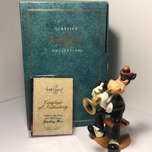 Walt Disney Figurine Statue Sculpture Wdcc Nib Symphony Hour Horace High Notes - $123.75