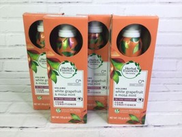 Herbal Essences In-Shower Foam Conditioner White Grapefruit & Mosa Mint 4 Pack - $27.71