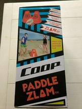 Coop Paddle Zlam Game with Cones Pickleball Beach Backyard Summer - $39.59