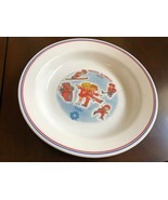 VTG Sarajevo 1984 Winter Olympics Corelle Ware Campbells Soup bowl Plate - $24.75