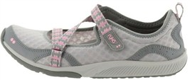 Ryka Adjustable Mesh Mary Jane Sneakers Kailee Grey 7M NEW A287807 - €48,77 EUR