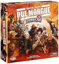 CMON Zombicide Season 3 Rue Morgue Board Game - $62.90