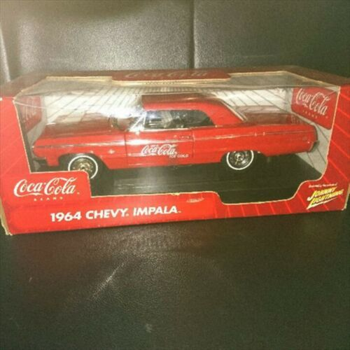 Primary image for Coca-Cola 1964 CHEVY®️INPARA Vintage Rare From Japan