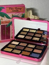 Too Faced Palm Springs Dreams Eyeshadow Palette New Boxed Authentic Free Ship - $28.66