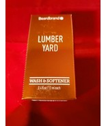 Beardbrand Lumber Yard Wash & Softener 0.4 fl oz. - $5.93