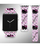 Hello Kitty Apple Watch Band 38 40 42 44 mm Series 5 1 2 3 4 Wrist Strap 02 - $24.99 - $27.99