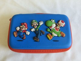 Nintendo DS Super Mario Carrying Case READ DESCRIPTION - $35.00