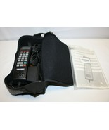 Vintage Motorola Carry Phone in Bag – With Instruction Manual - $49.49