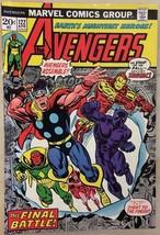 THE AVENGERS #122 (1974) Marvel Comics  VG+ - $9.89