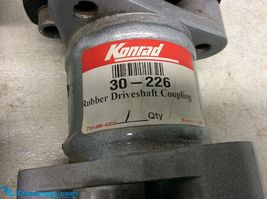 Konrad 30-226 Port / Starboard Marine Ship Boat Propulsion Driveshaft Assembly image 6