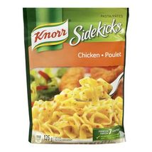 Knorr Sidekicks Chicken Pasta 12 x 126g packages Canadian  - $59.99