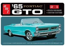 AMT 1:25 Scale 1965 Pontiac GTO - 1191 - $34.40
