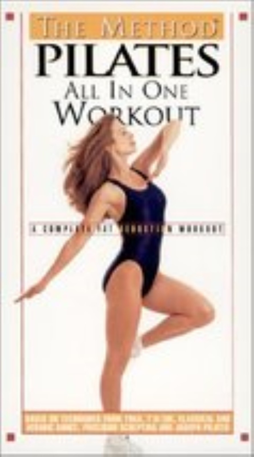 The Method - Pilates All in One Workout Vhs
