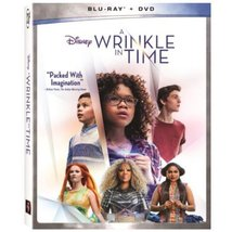 Disney A Wrinkle in Time [Blu-ray+DVD, 2018]