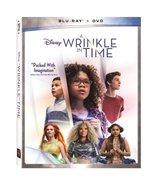Disney A Wrinkle in Time [Blu-ray+DVD, 2018]  - $7.95