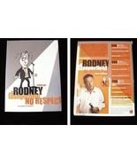 Rodney Dangerfield No Respect 3 DVD Set 2004 - $24.99