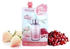 Best Korea White Strawberry Pomegranate Gluta Serum Natural ingredients ... - $4.49