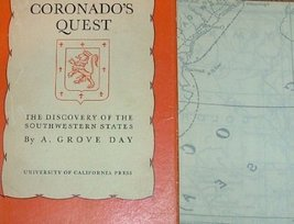Coronado's Quest. The Discovery of the Southwestern States. [Hardcover] Day, A.