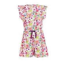 The Cranberry Club Floral Jumpsut Dress - $16.00