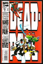 DEADPOOL #3 Marvel Comics 1993 - $14.85