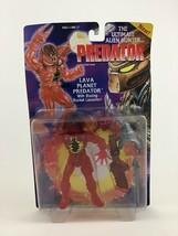 "Lava Planet Predator Ultimate Alien Hunter 5.5"" Figure Vintage 1994 Kenner - $29.35"