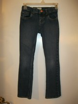 The Childrens Place Girls Size 8  Boot Cut Jeans Stretch Expandable - $10.99