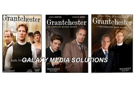 Grantchester complete series season 1 3 dvd bundle  2017 7 disc  1 2 3 4 thumb200