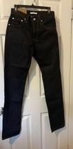 Helmut Lang mens 29/womens 26 straight indigo Jeans. Retail Price $290 - $173.25