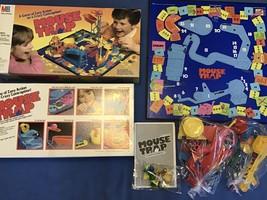 Mouse trap game 1986 Milton Bradley - $32.50