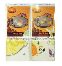 DISNEY Peel+Stick WALL ART Reposition Graphics HALLOWEEN Stickers *YOU C... - €2,85 EUR