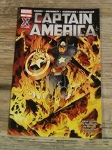 Marvel Exchange Captain America (Edition# 17) Collectable Comic Book - $4.94