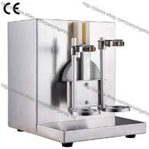 Commercial 110v 220v Electric Auto Boba Tea Bubble Tea Shaker Shaking Ma... - $379.00