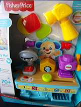Fisher-Price Laugh and Learn Busy Learning Tool Bench.New in box - $10.00