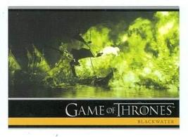 Game of Thrones trading card #26 2013 Blackwater - $3.00