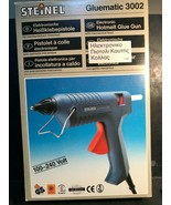 STEINEL GLUEMATIC 3002 ELECTRONIC HOTMELT GLUE GUN MADE IN GERMANY 25332 ! - $24.53
