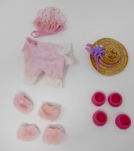 Hasbro My Little Pony G1 Ponywear Outfits ~ Sweet Dreams Tea Party - $19.99