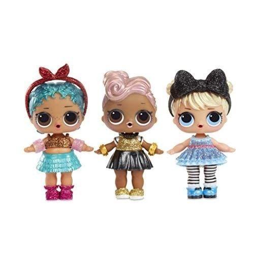 L.O.L. Surprise Toys Kids Glam Glitter Series Doll New 7 surprises 2018