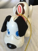 Vintage Playskool **Digger The Dog** Pull Along Toy --BATTERY For Barking - $20.69