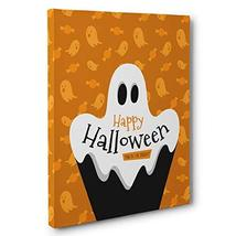 Ghost Halloween Canvas Wall Art - $33.66