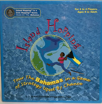New Bahamas Island Hopping Game Coin Hopping Tour The Bahamas Travel - $14.24