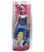 Disney Princess Cinderella 12 inch Doll New in box ages 3+ - $20.78