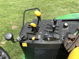 2002 John Deere Model 6220L For Sale in Athens, Michigan 49011 image 4