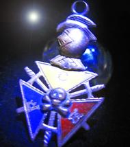 Haunted Necklace Illuminati Golden Links Extreme Magick Mystical Treasure - $299.77