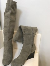 COLE HAAN NIKE AIR GRAY BOOTS NEW SIZE 7 1/2B - $300.00